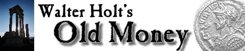 Walter Holt's Old Money - Logo